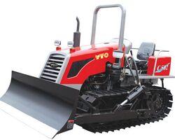 YTO C502 crawler-2010