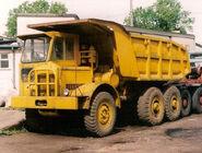 A 1970s Scammell Himalayan Dumptruck