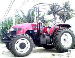 Agro M85 MFWD - 2009