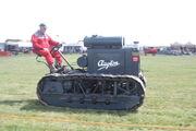 Clayton Crawler of (R Crawford) at Carrington 2010 - IMG 4447