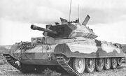 Crusader tank III