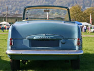 Ford Consul MkI tail