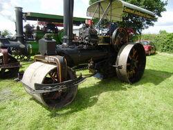 Fowler no. 16392 SR - Alice - MB 8144 at Astwoodbank 08 - P6150177
