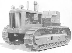 International TD-24 1955