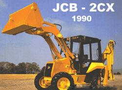 JCB 2CX brochure