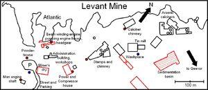 Levant-Mine Gebaeude en