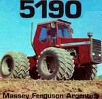 MF 5190 4WD brochure