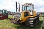 Morooka MK-300 tractor at carrington 2010 - IMG 5102