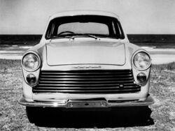 Morris Major Elite 1962