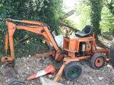 Towed Excavators