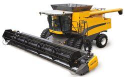 Valtra BC 7500 combine - 2007