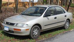 1995-1996 Mazda Protege LX