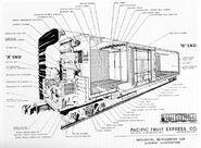 Cutaway PFE mechanical