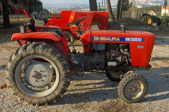 Shibaura SE2200 | Tractor & Construction Plant Wiki | FANDOM