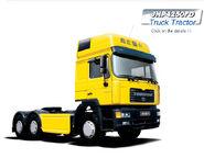 Youngman-MAN JNP4250FD truck tractor