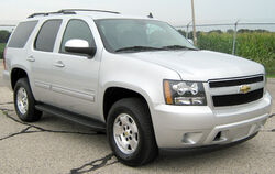 2011 Chevrolet Tahoe LS -- NHTSA