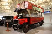 AEC S-type omnibus - XM7399 at HMC Gaydon IMG 3045