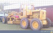A 1980s wakefield 118 motorgrader