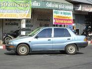 Daihatsu Charade sedan 2
