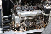 Lagonda 2 litre engine - IMG 7335