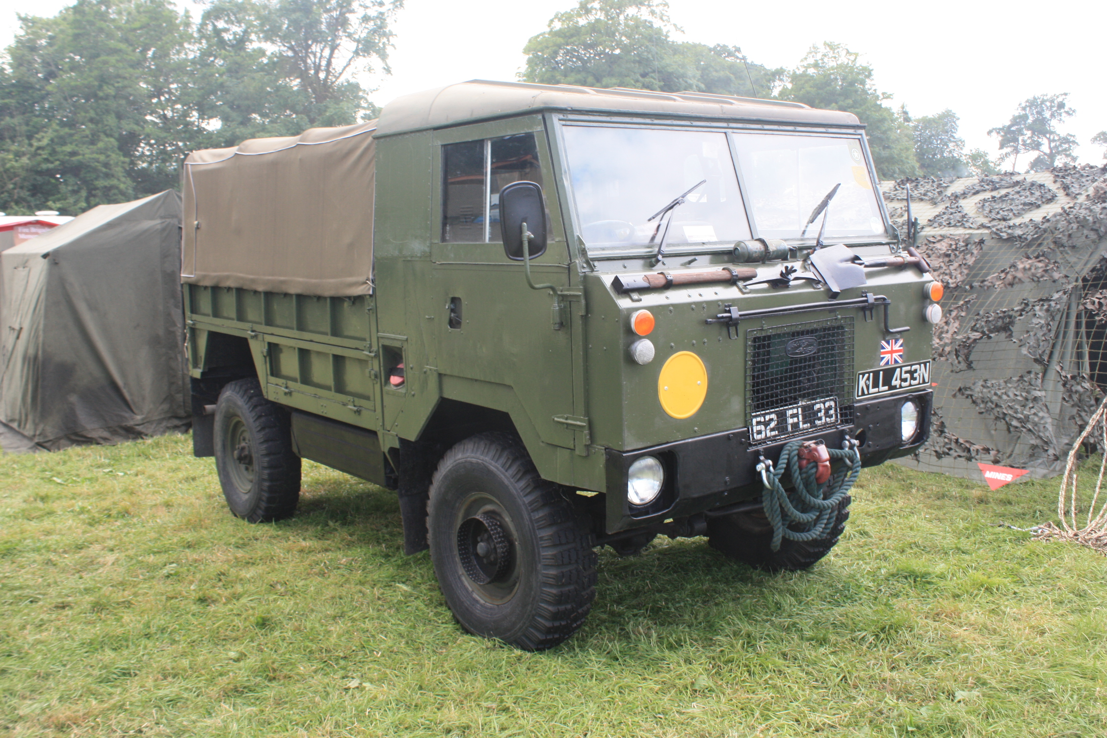 Land Rover 101 Forward Control | Tractor & Construction Plant Wiki