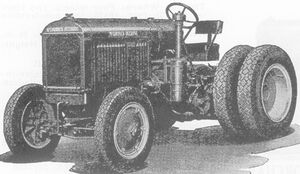 McCormick-Deering 30 Industrial 1931