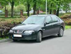 Rover 45 Liftback Facelift - Pelplin 2010.jpg