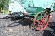 T. Baker & Sons water cart at Klondyke Mill 09 - IMG 7230