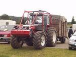 Tractor Steyr 8130