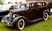 Willys 77 4-Door Sedan 1936