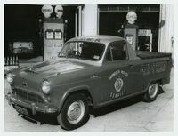 Austin A50 Coupe Utility