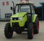 BOMR 1104 MFWD - 2012