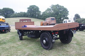 Carrimore 8-ton trailer - PLP 656E IMG 9045
