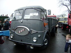 ERF YMB 39 at Sandbach