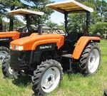 Farm Pro 554 MFWD - 2008