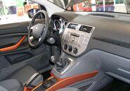 Ford Kuga inside 20080607