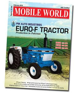 MOBILE WORLD MAGAZINE - FEB-2010