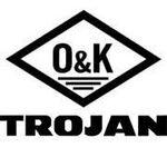 O&K Trojan logo