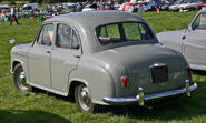 Oxford Series II rear