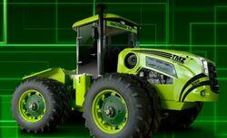 TMZ Zanello 520M 4WD - 2013
