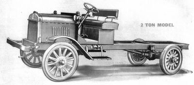 Twin City 2-ton truck