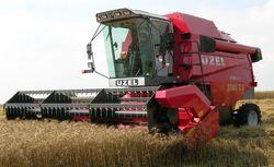 Uzel 2085 TS combine - 2004