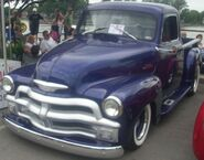'54 Chevrolet Advance Design (Cruisin' At The Boardwalk '10)