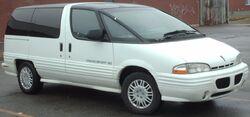 '94-'96 Pontiac Trans Sport SE