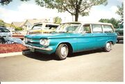 1961 Chevrolet Corvair Lakewood 500