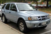 2004 Isuzu Rodeo -- 10-20-2010
