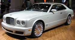 2008 Bentley Brooklands Coupe NY