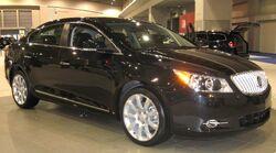 2010 Buick LaCrosse CXS--DC