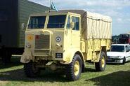 A 1940s Thornycroft Nubian Military Truck 4X4