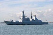 HMS Daring-1